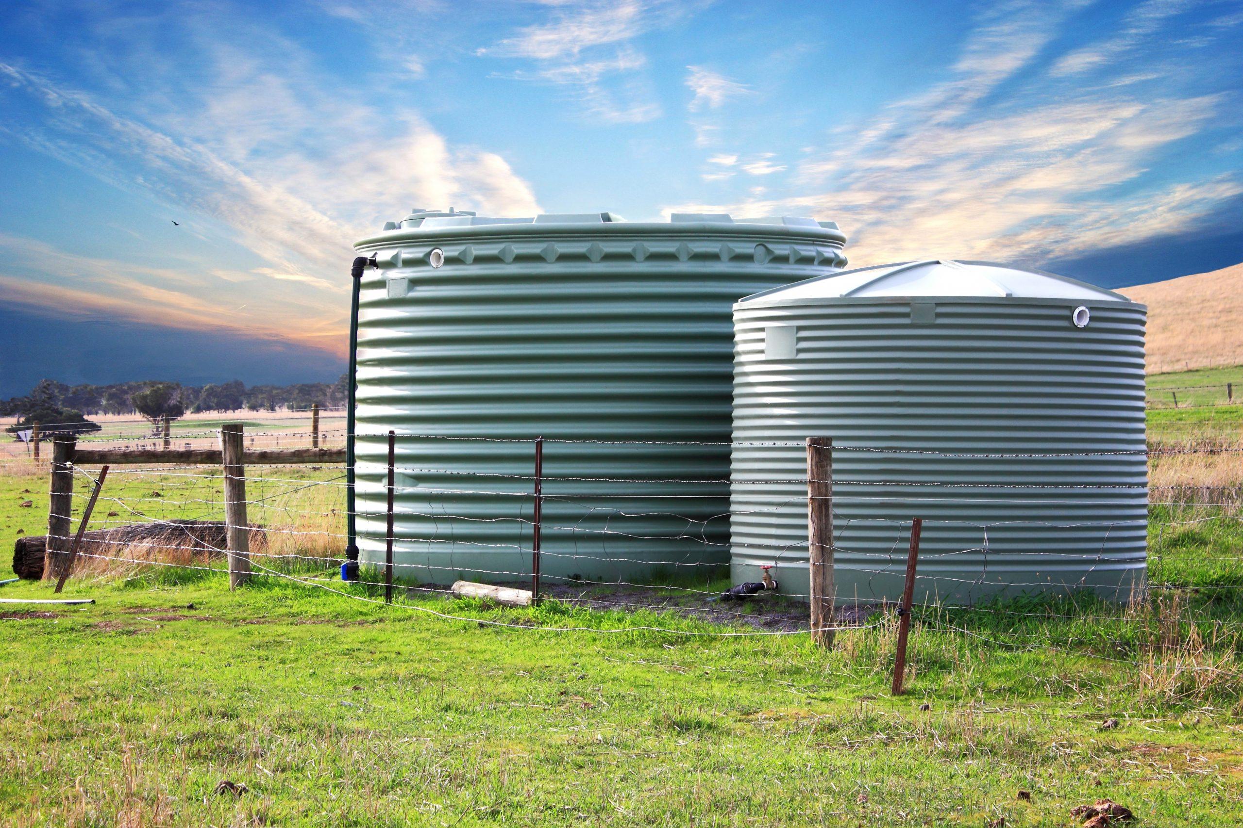 Rainwater tank cleaning North Brisbane